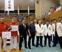 Wielki sukces w Japonii – mamy ZŁOTO I SREBRO!!!