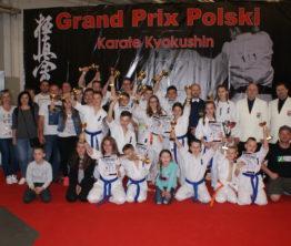 Limanowscy karatecy zdobyli II Grand Prix Polski IKO Nakamura