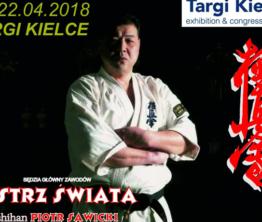 Grand Prix Polski Karate Kyokushin IKO Nakamura – Kielce 2018