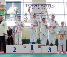 I Limanowska Liga Karate Kyokushin IKO Nakamura