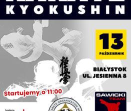 Turniej Karate Kyokushin – 13 październik
