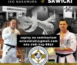 Seminarium IKO Nakamura w Chicago USA