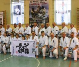 Seminarium szkoleniowe w Legnicy z shihan Weselskim!