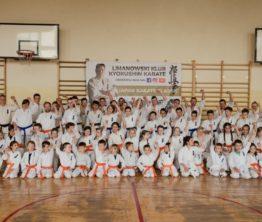 San-jū kumite (30 walk) na 30-te urodziny sensei Marcina Guzika