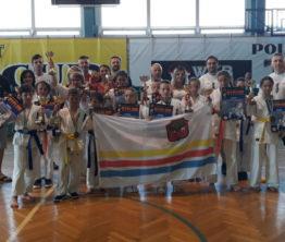 12 medali dla zawodników IKO Nakamura na 7 Międzynarodowym Turnieju Tataria Cup w Nowej Sarzynie