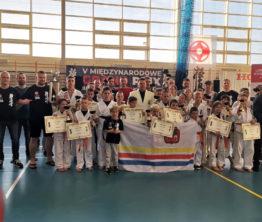 18 medali dla Goliński Team, 2 miejsce drużynowo na 5 Międzynarodowym Grand Prix Beskidów w Wilkowicach!