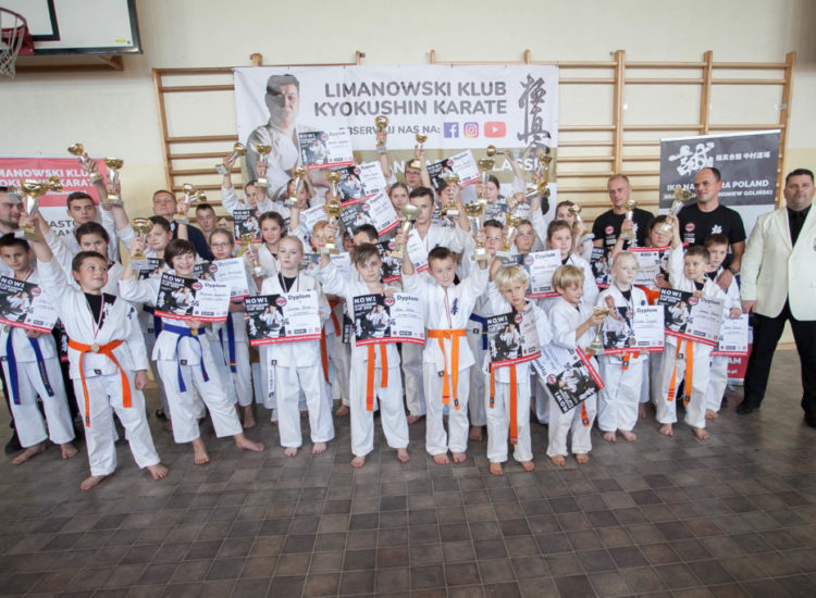 N.O.W.I. KYOKUSHIN CUP 2019 – 3 Limanowska Liga Junior Karate Classic IKO Nakamura