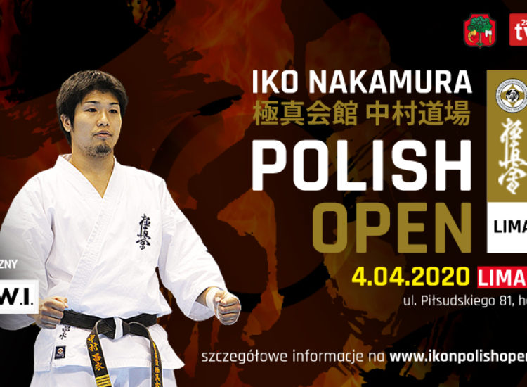 IKO Nakamura Polish Open – Limanowa 4-04-2020